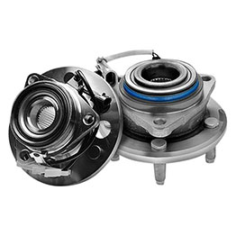 Car Rear Wheels & Hub Bearings