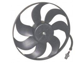 Car Radiator Fan Assembly