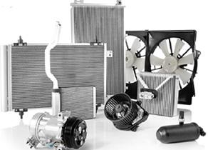 Car Ac Parts & Components