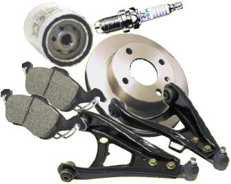 Car Parts and Spares