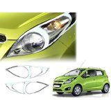 HEAD LAMP MOULDINGS FOR CHEVROLET BEAT TYPE I (SET OF 2PCS)