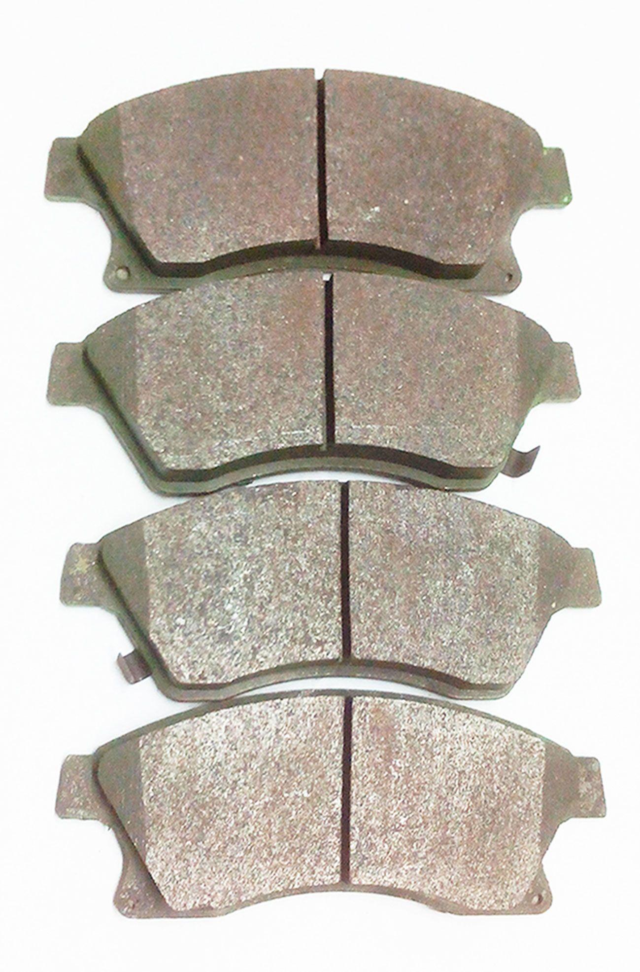 Brake pad-TATA SAFARI DICOR 2.2 (FRONT)