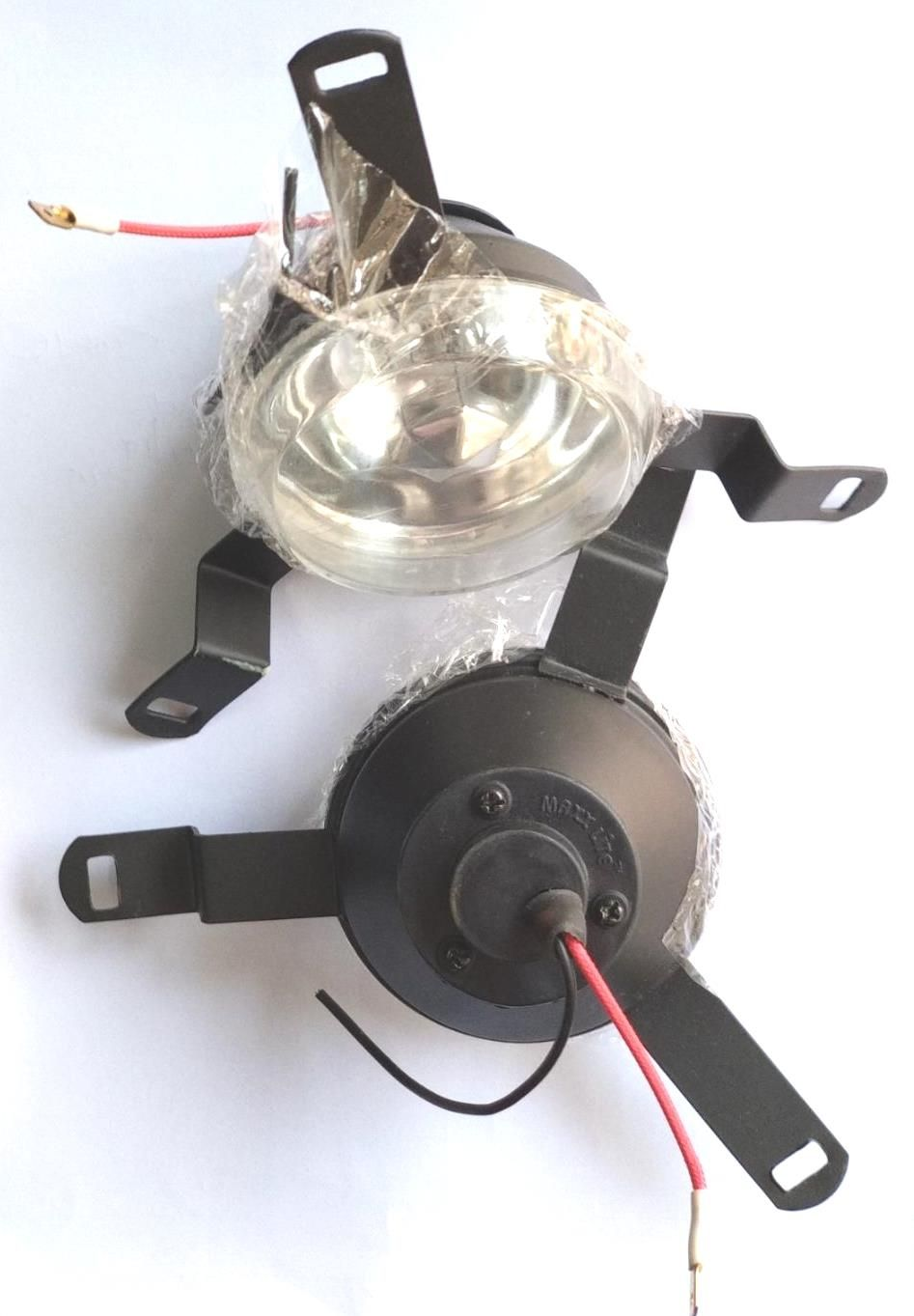 FOG LAMP FOR CHEVROLET TAVERA NEO TYPE II (ROUND TYPE) (SET OF 2PCS)