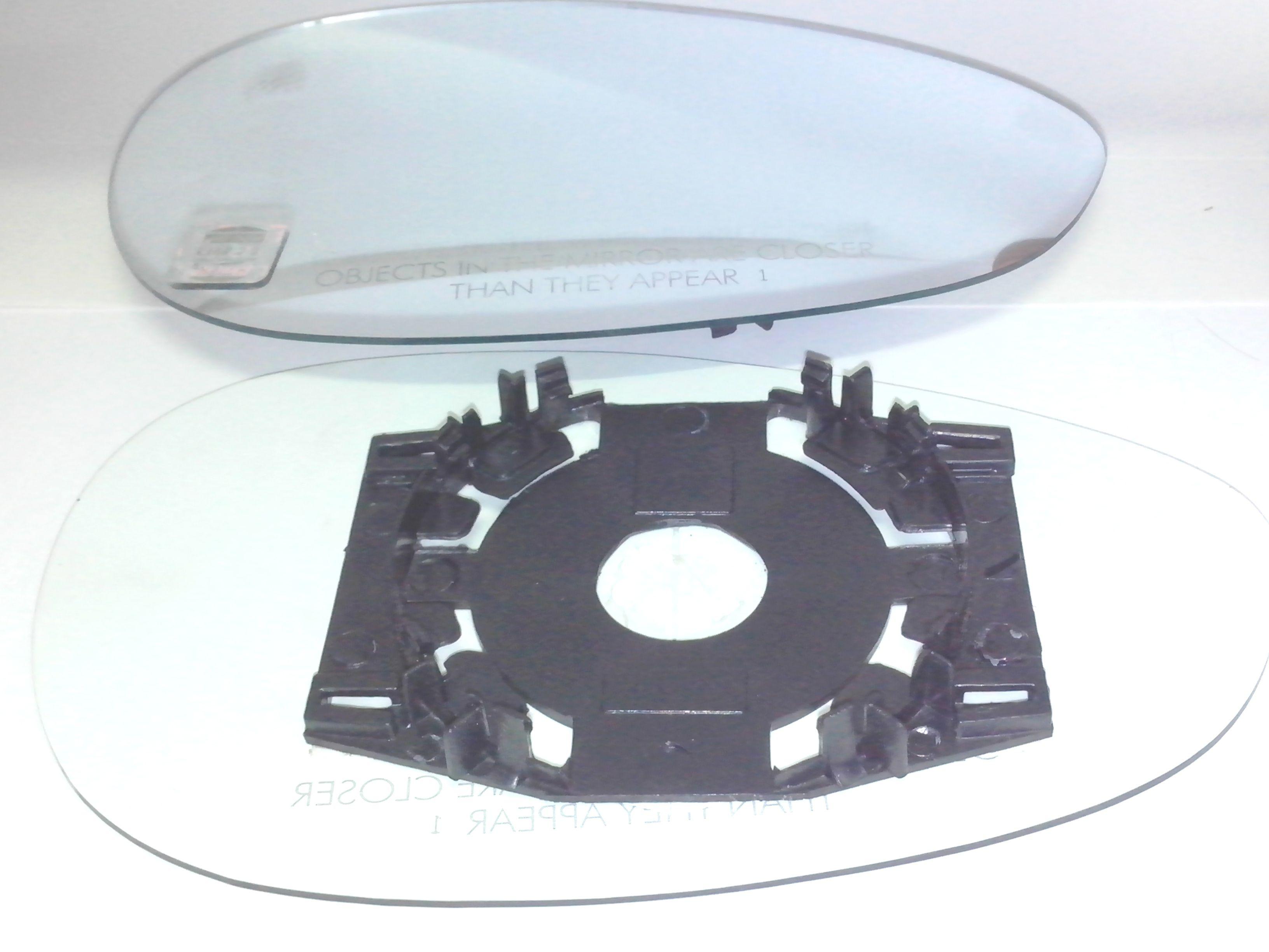 MANTRA-CONVEX MIRROR PLATES (SUB MIRROR PLATES) FOR FIAT LINEA LEFT SIDE