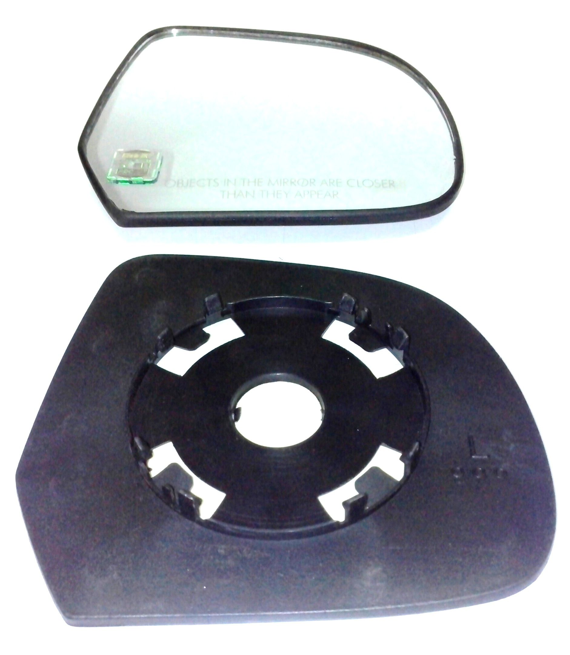 MANTRA-CONVEX MIRROR PLATES (SUB MIRROR PLATES) FOR TATA INDICA T-1 LEFT SIDE