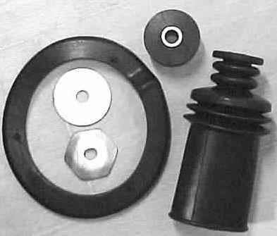 STUD STRUT REPAIRING KIT FOR HONDA CITY TYPE III FRONT LEFT WITH BEARING (SET)