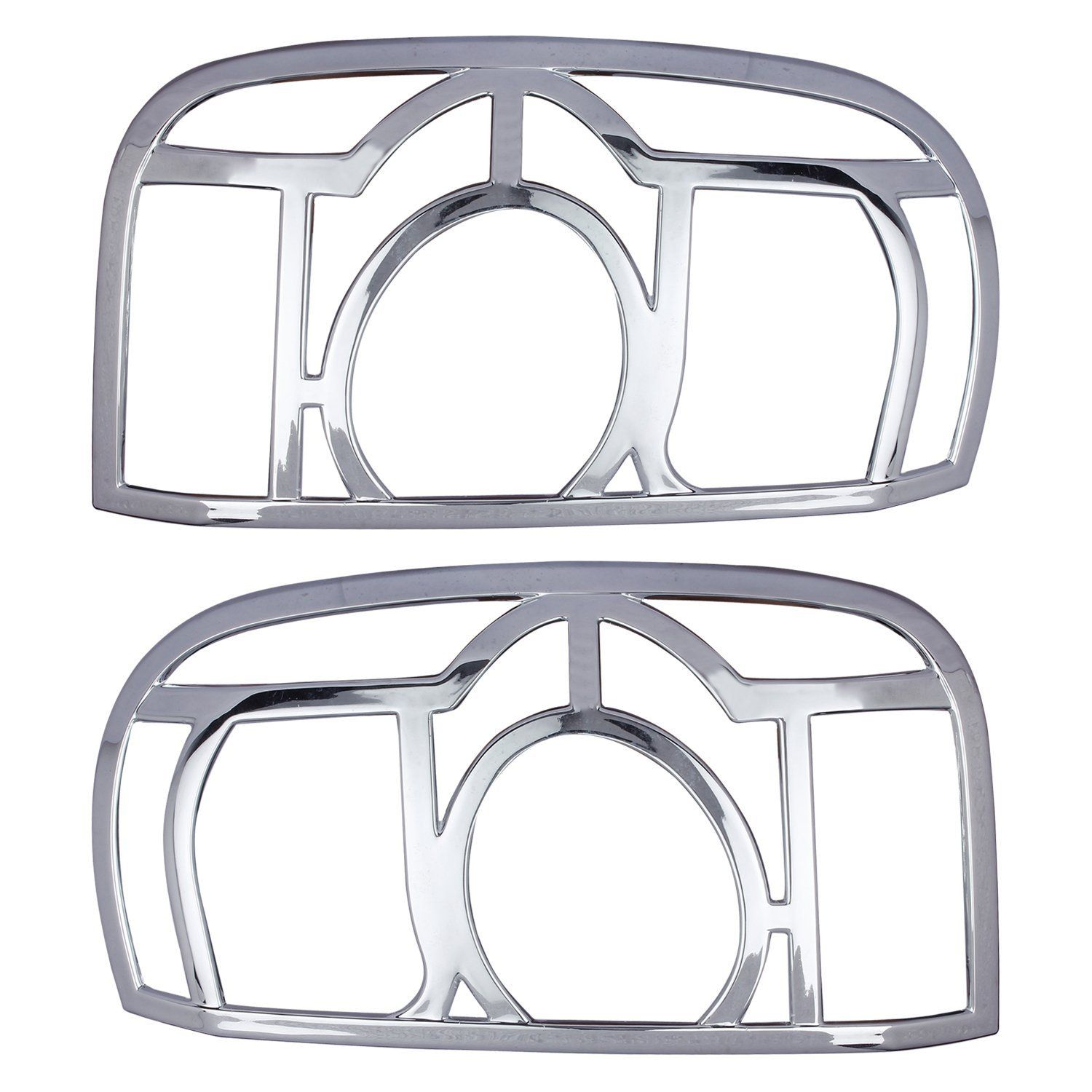 TAIL LAMP MOULDINGS FOR RENAULT DUSTER (SET OF 2PCS)