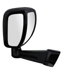 BONNET MIRROR FOR AUDI Q3 (BLACK)