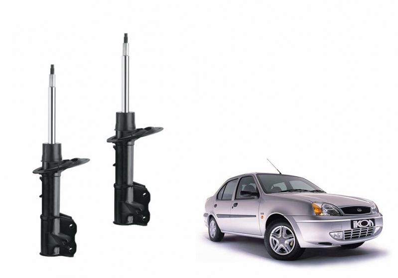 REAR SHOCK ABSORBERS FOR FORD IKON (SET OF 2PC)