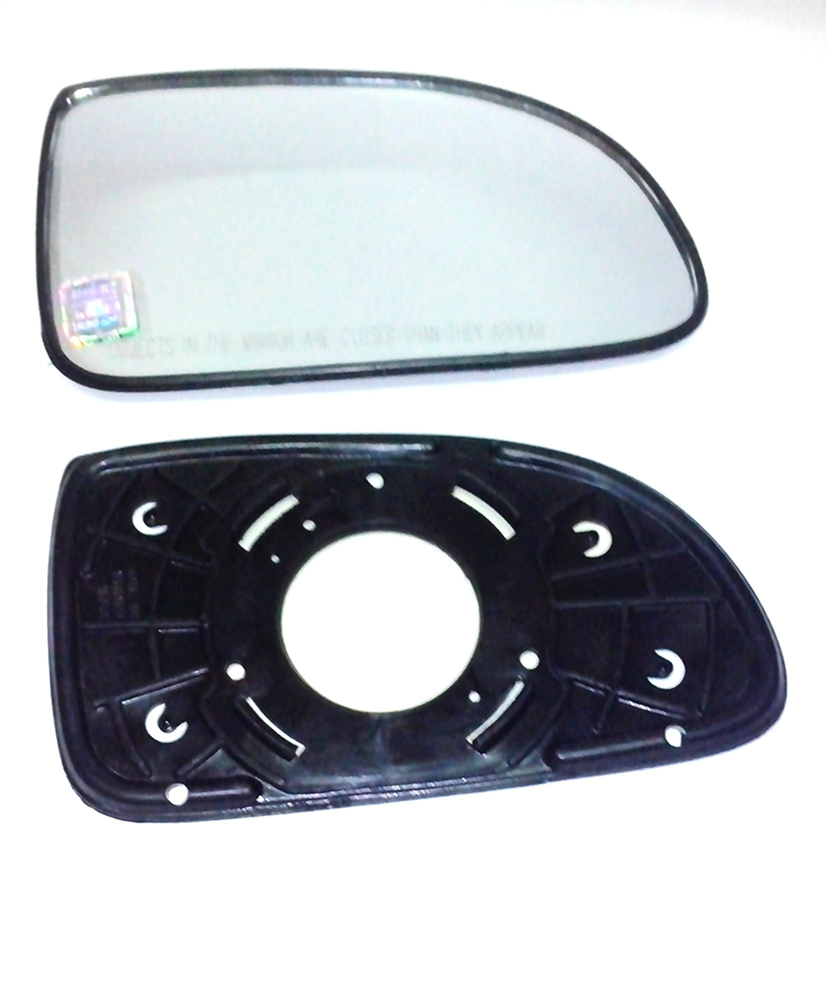 MANTRA-CONVEX MIRROR PLATES (SUB MIRROR PLATES) FOR MARUTI A STAR LEFT SIDE