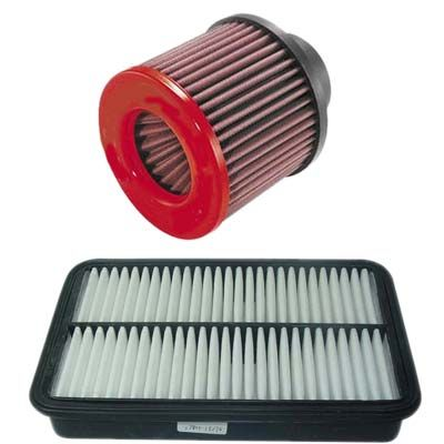 SAKURA-AIR FILTER FOR FORD FIESTA(DIESEL)