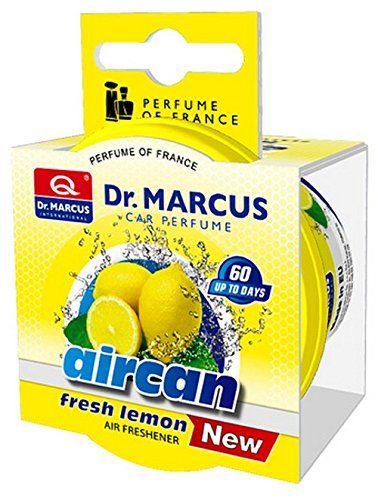 DR.MARCUS AIRCAN LEMON ORGANIC CAR AIR FRESHNER (40 g)