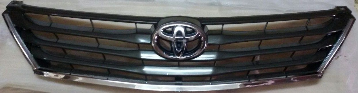 FRONT GRILL COVERS FOR TOYOTA INNOVA TYPE III