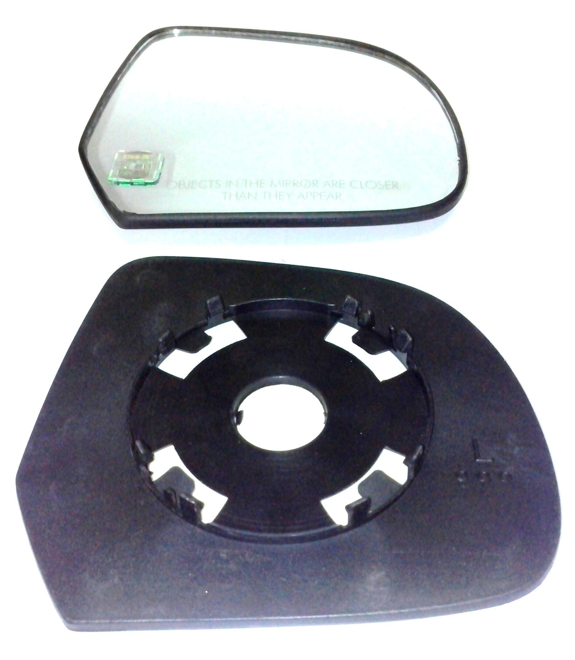MANTRA-CONVEX MIRROR PLATES (SUB MIRROR PLATES) FOR CHEVROLET SPARK LEFT SIDE
