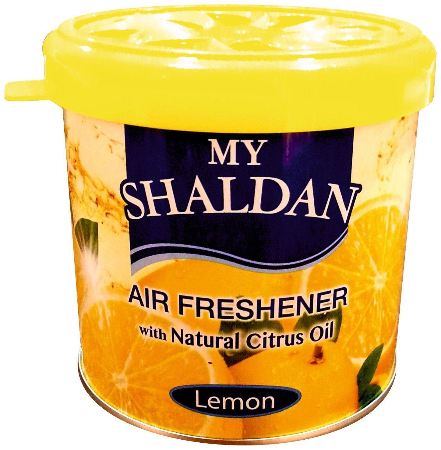 MY SHALDAN LEMON CAR AIR FRESHNER (80 g)