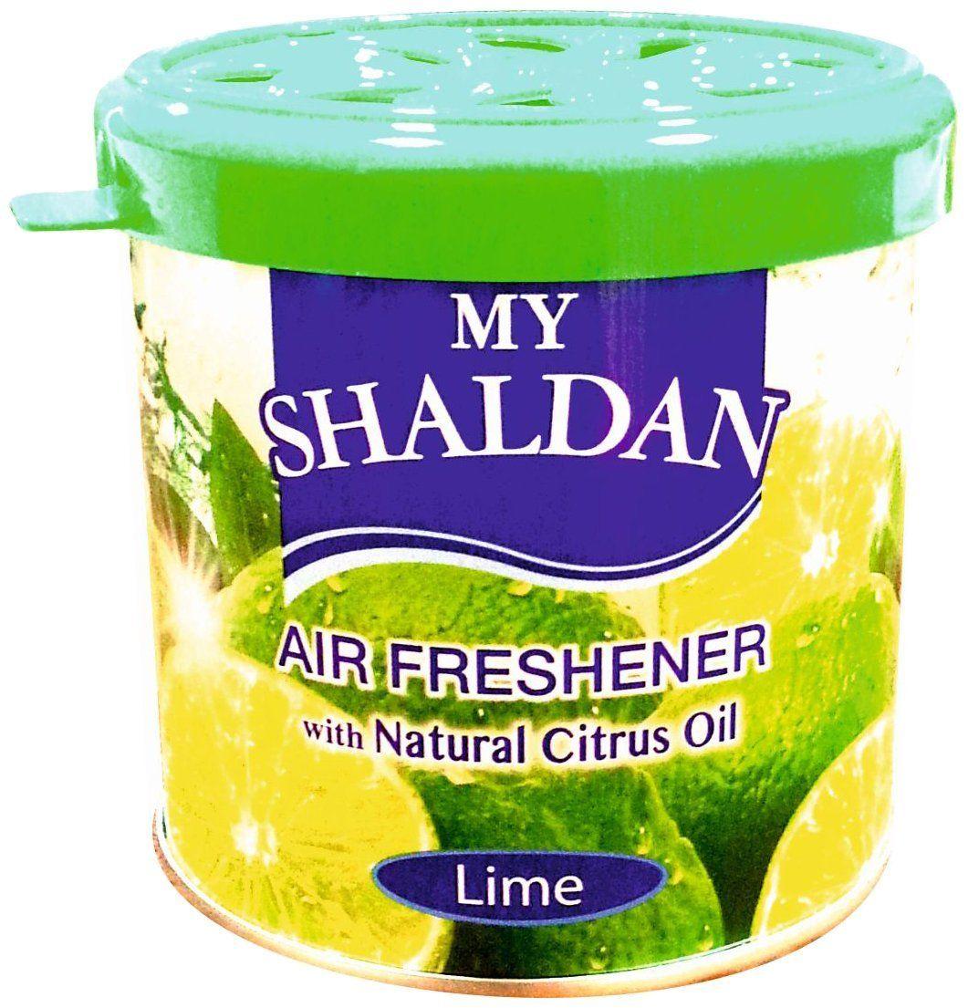 MY SHALDAN LIME CAR AIR FRESHNER (80 g)