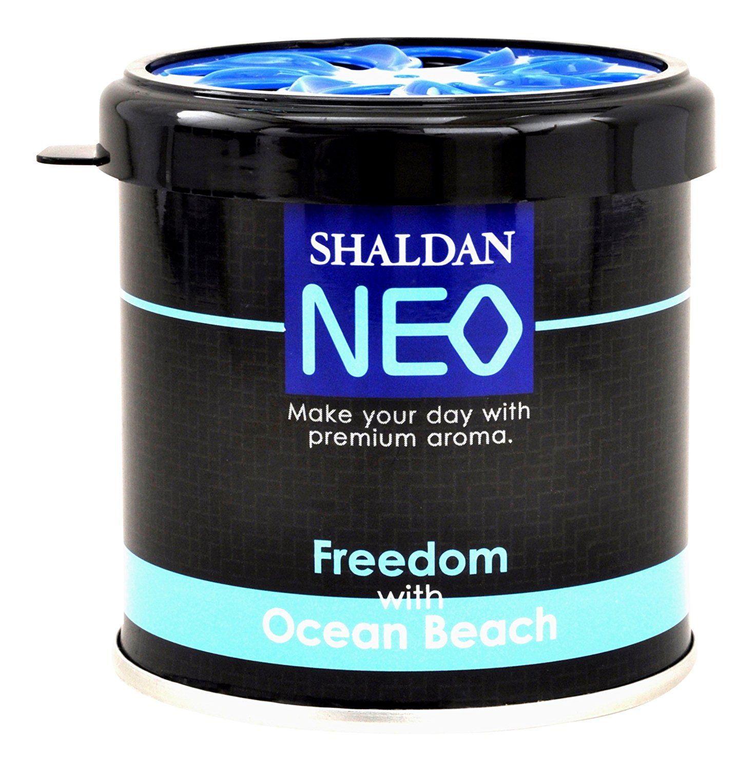 MY SHALDAN NEO OCEAN BEACH CAR AIR FRESHNER (80 g)