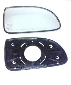 MANTRA-CONVEX MIRROR PLATES (SUB MIRROR PLATES) FOR VOLKSWAGEN VENTO RIGHT SIDE