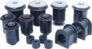 FRONT SUSPENSION BUSHING KIT FOR TOYOTA ETIOS (SET OF 6)