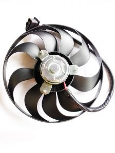 AC FAN ASSEMLY FOR SKODA OCTAVIA 1.9 TDI