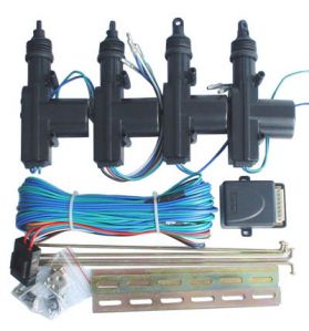 UNIVERSAL CENTRAL LOCKING KIT