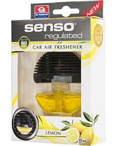 DR.MARCUS SENSO REGULATED LEMON VENT PERFUME FOR CAR (10 ml)