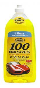 FORMULA 1 (100 WASHES) WASH & WAX (828 ML)