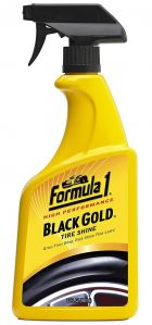 FORMULA 1 BLACK GOLD TIRE SHINE (680ML)
