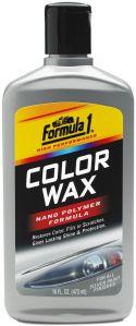 FORMULA 1 COLOUR WAX SILVER (473ML)