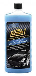 FORMULA 1 PREMIUM WASH & WAX (946ML)