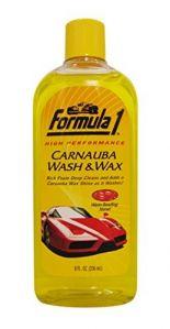 FORMULA 1 WASH & WAX SHAMPOO (236ML)