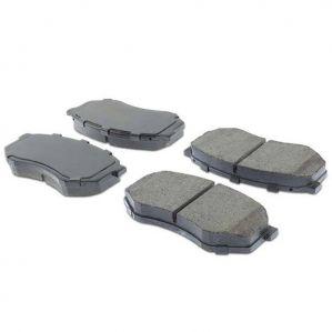 Front Brake Pads For Jaguar Xkr03/06