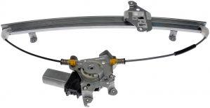 POWER WINDOW REGULATOR MACHINE/LIFTER WITH MOTOR FOR FORD FIESTA METAL SLIDER FRONT LEFT