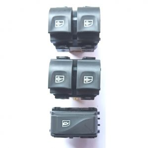 Power Window Switch Renault Lodgy Front Right