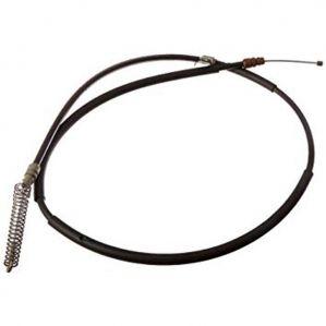 Rear Parking Brake Cable Assembly For Skoda Octavia Set Of 2Pcs