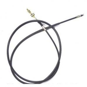 Rear R C Cable Assembly For Skoda Fabia Latest 2010 Onward