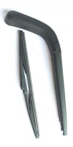REAR WIPER BLADE WITH ARM FOR CHEVROLET SPARK