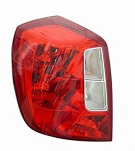 TAILLIGHT ASSY FOR CHEVROLET OPTRA MAGNUM LEFT 4 HOLDER