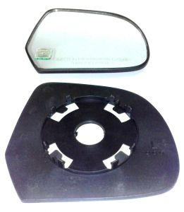 MANTRA-CONVEX MIRROR PLATES (SUB MIRROR PLATES) FOR FIAT PUNTO RIGHT SIDE