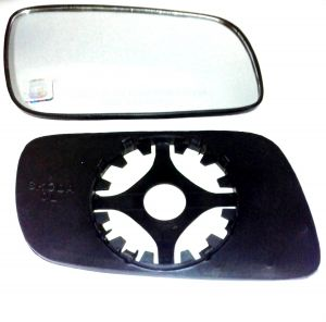 MANTRA-CONVEX MIRROR PLATES (SUB MIRROR PLATES) FOR LANCER RIGHT SIDE