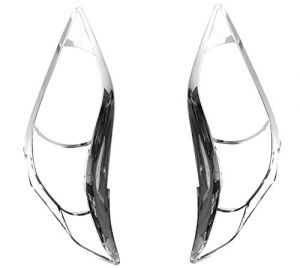 HEAD LAMP MOULDINGS FOR TOYOTA INNOVA TYPE III & IV (SET OF 2PCS)