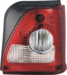 MINDA TAILLIGHT ASSY W/O MFR W/O BULB HOLDER FOR MARUTI 800 TYPE III(LEFT)
