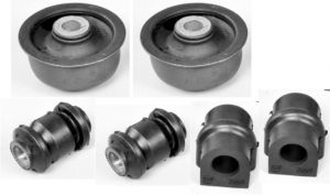 FRONT SUSPENSION BUSHING KIT FOR CHEVROLET UVA (SET OF 6)
