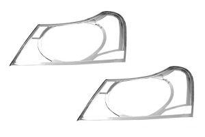 HEAD LAMP MOULDINGS FOR MAHINDRA XYLO TYPE II (SET OF 2PCS)