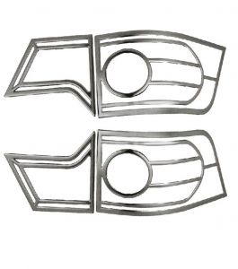 TAIL LAMP MOULDINGS FOR TATA SUMO GRANDE (SET OF 2PCS)