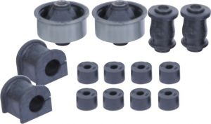 FRONT SUSPENSION BUSHING KIT FOR TOYOTA COROLLA (SET OF 6)