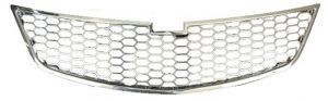 FRONT GRILL COVERS FOR CHEVROLET TAVERA TYPE III