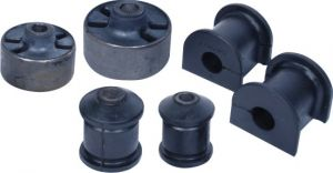 FRONT SUSPENSION BUSHING KIT FOR NISSAN MICRA (SET OF 6)