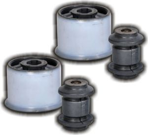 FRONT SUSPENSION BUSHING KIT FOR SKODA FABIA OLD MODEL (SET OF 6)