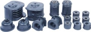FRONT SUSPENSION BUSHING KIT FOR MITSUBISHI LANCER (SET OF 6)